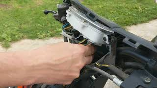 Tuto | Comment changer le câble de votre compteur sur un scooter Kisbee ?