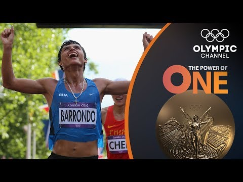 How Guatemala's Olympic medal inspired a generation of Racewalkers | The Power of One