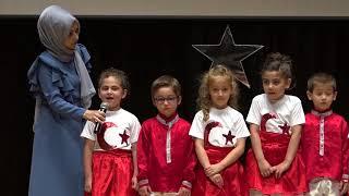2017 / 2018 Özel Nehir Anaokulu Yıl Sonu Gösterisi  Part 1