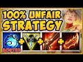 NEW LEVEL SKIP KAYLE STRATEGY! FASTEST WAY TO LVL 16! NEW KAYLE TOP GAMEPLAY! - League of Legends