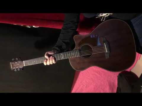 RnD Review - Orangewood Morgan Mahogany Live