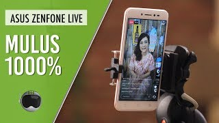 ASUS ZenFone Live: Tutorial & Demo BeautyLive