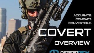 Desert Tech COVERT: Rifle Overview Thumbnail