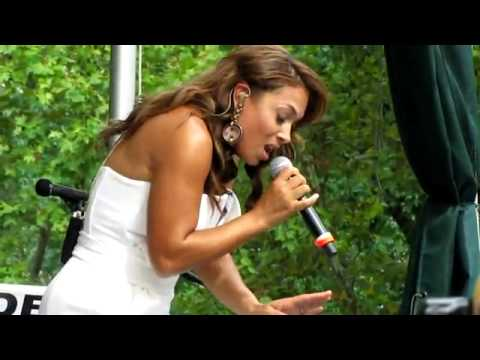 Tamia- Spend My Life With You- Summer Stage 2010