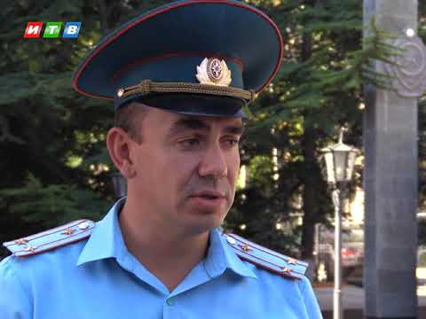 ТРК ИТВ: Ветер в Крыму провоцирует массовые пожары