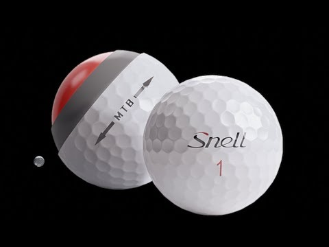 Snell MTB Golf Ball Tested - Load of Balls Episode 6
