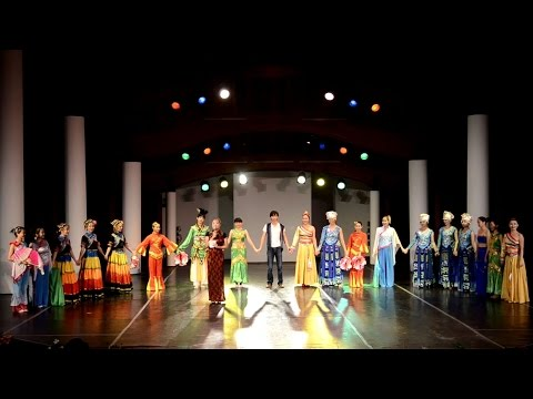 Pennsylvania Chinese Dance Club (PCDC) Rosetree Park Show 2015-08-16