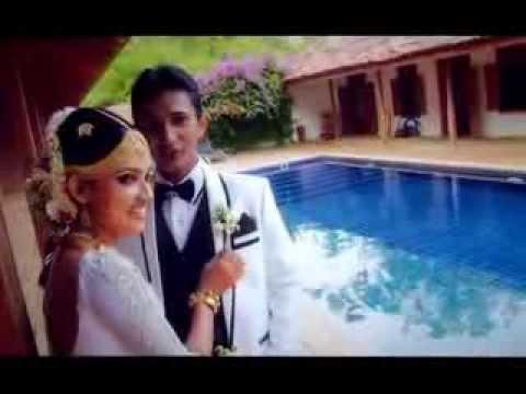 Heenayakda me nil menik - Our wedding