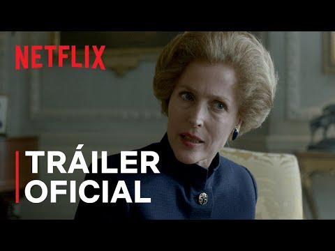 The Crown, Temporada 4   Tráiler oficial   Netflix