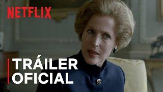 The Crown, Temporada 4 | Tráiler oficial | Netflix