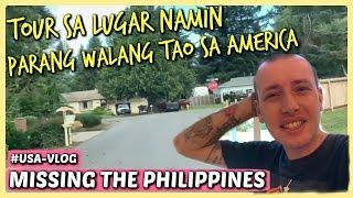 #USAVLOG| TOUR SA LUGAR NAMIN - LOOKING FOR FILIPINO FOOD!