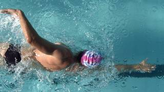 The Smoothest Swimming Technique In The World? Jono Van Hazel