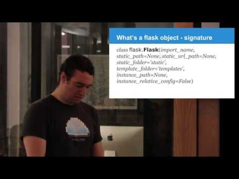 Django and Flask: Why and When To Use Each - Eric Schles from Syncano