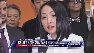 SUAB HMONG NEWS: Christy Kashoua Yang becomes the first Hmong woman Judge in America