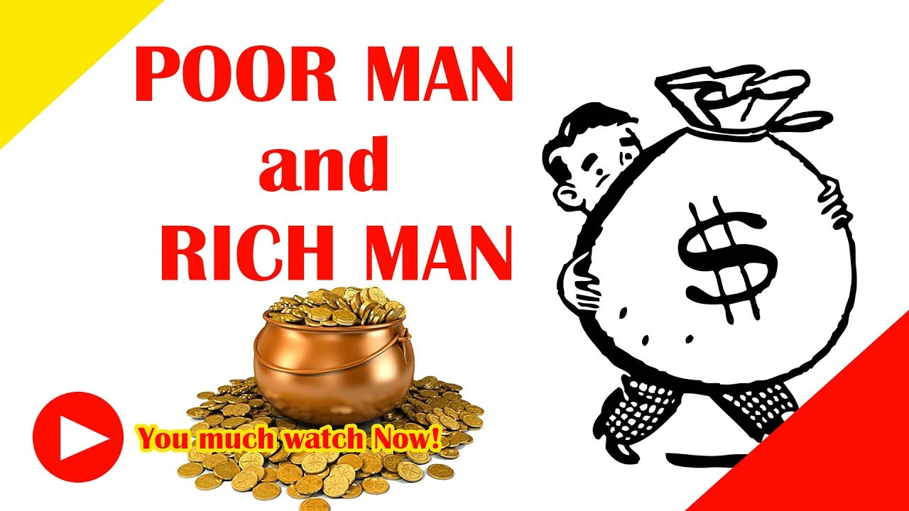 How to get money from rich men