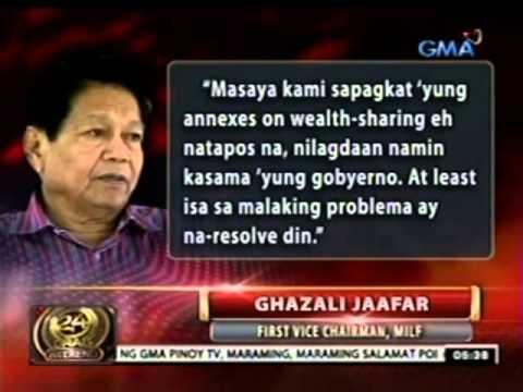 Hatian sa magiging kita ng bubuuing Bangsamoro political entity, napagkasunduan na