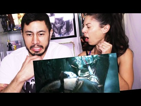 FOR HONOR E3 Trailer reaction by Jaby & Tania!