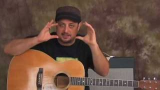 U2 - One - Easy Beginner Acoustic Guitar Song Lesson tutorial