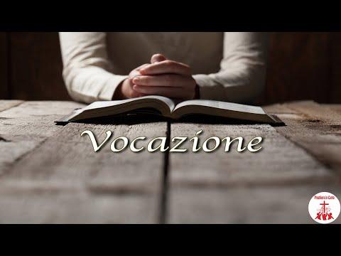 VOCAZIONE con testo Musica Cristiana e Canti Religiosi di Preghiera in Canto Giulia Parisi