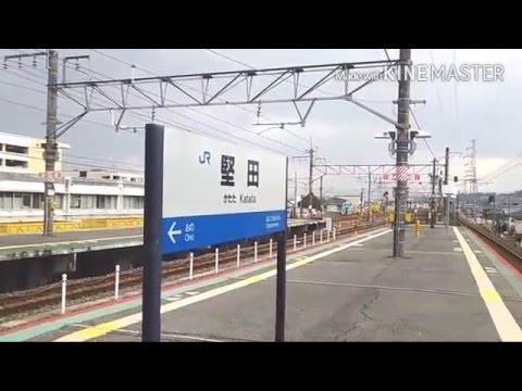 堅田駅の投稿動画「堅田駅」【ホ...