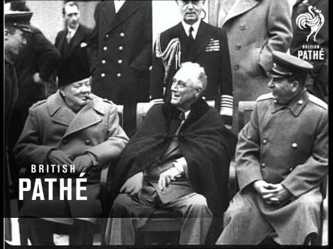 Stalin Dead (1953) from YouTube · Duration:  2 minutes 50 seconds