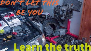 Subaru Timing Belt Kit by Gates - The Whole Truth