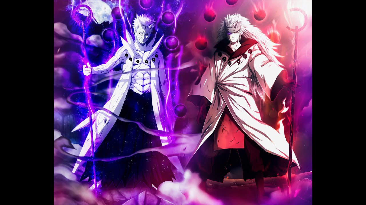 sage of six paths madara and obito complete moveset and awakening
