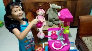 Main masak masakan kitchen set play for kids