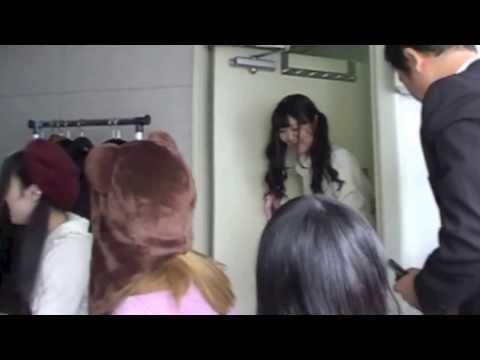 10月13日Webテレビ用VTR撮影をした時の映像です。ふれあい橋・目黒区民センターで撮影。ファンとの初めての交流会もありました。
