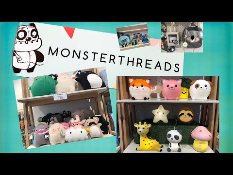 Let's Shop At Monsterthreads | Melbourne Shopping | Australia