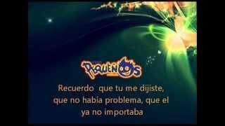 LO SIGUES AMANDO LETRA PEQUEÑOS MUSICAL BANDA.wmv