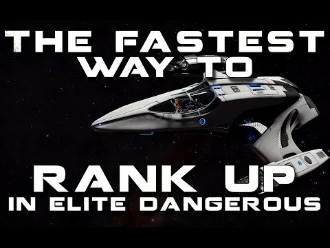 The Fastest Way To Rank Up In Elite Dangerous S4 EP31