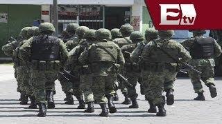 2,500 Militares y 1,000 civiles realizan ensayo de la Toma de Zacatecas / Titulares de la noche