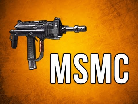 Black Ops 2 In Depth Msmc Smg Review Patch Information Youtube