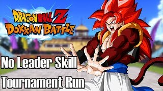 DBZ: Dokkan Battle (16th World Tournament | No Leader Skill) Over in a Flash!!!