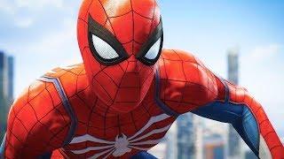 Marvel Spider-Man Ps4 Pro Live