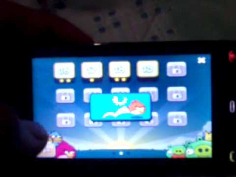 Angry Birds For All S60v5 devices(tested On Nokia C5-03)