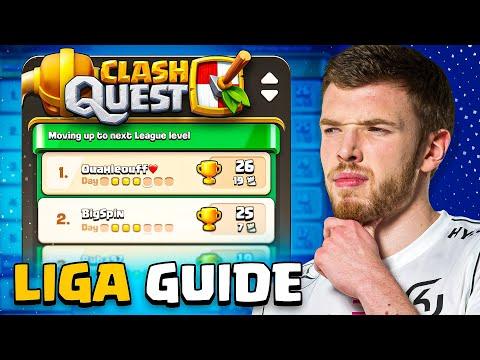 🏆13 STAGES in der CLASH QUEST LEAGUE geschafft! | Rekord Guide | Clash Quest Deutsch