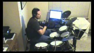 Stone Temple Pilots - Crackerman (Drum Cover)