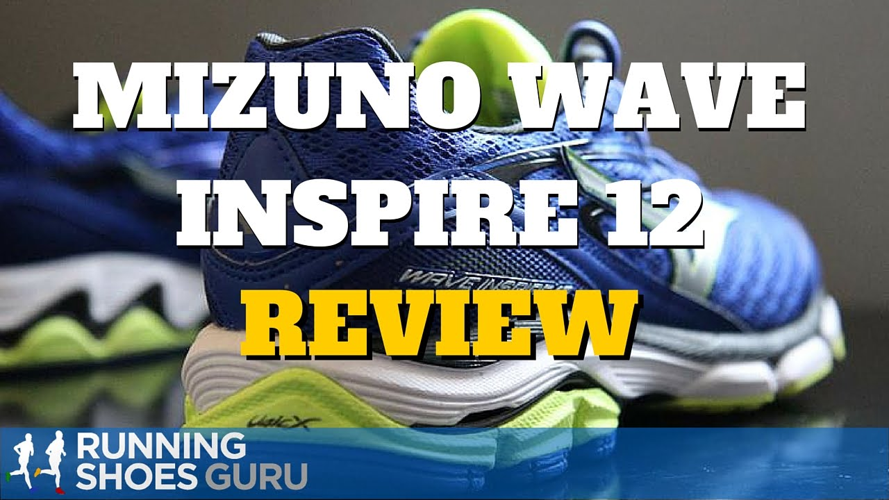 quality design 7f2af 4d2c1 Mizuno Wave Inspire 12. Running Shoes Guru