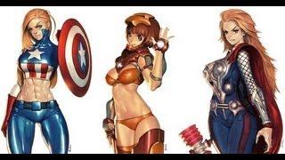 """Обзор м/ф """"Конченые Мстители""""(Ultimate Avengers)"""