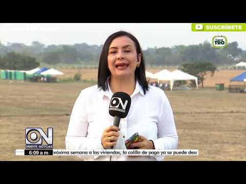 Oriente Noticias Primera Emisión - 22 de febrero