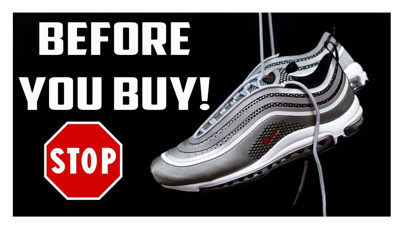 Nike Air Max 97 Premium Reflect Silver 312834 007, New