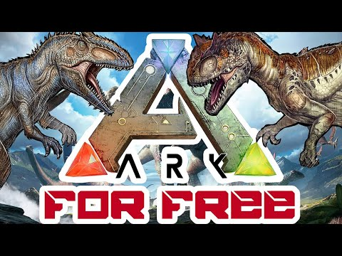 How To Get ARK Survival Evolved For Free | 2018 | PC