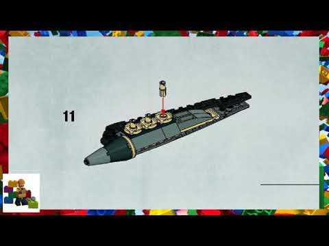 LEGO Instructions - Star Wars - 7656 - General Grievous Starfighter