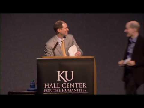 """""""Religion for Atheists,"""" Alain de Botton, The University of Kansas"""