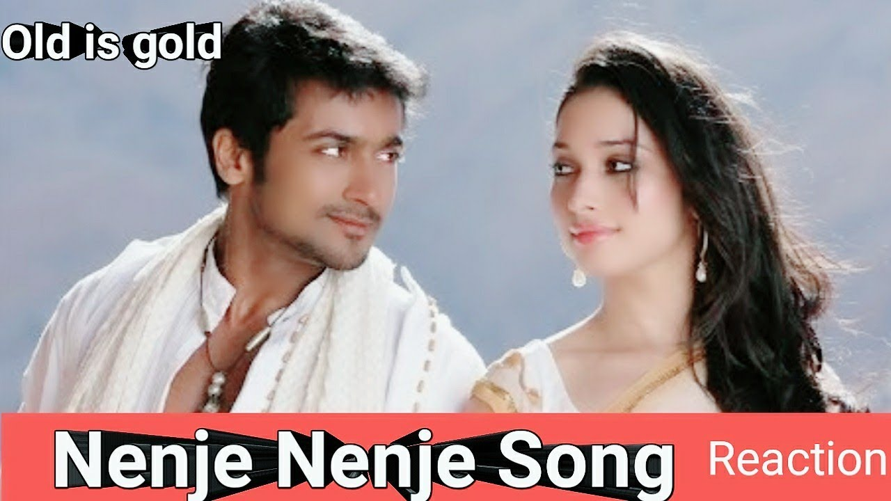 Ayan Nenje Nenje Song | Reaction | Ayan Movie | Cine Entertainment | Suriya Hit Songs