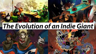 An in-depth look at the games of Supergiant Games