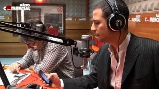 Rádio Comercial | Mixórdia de Temáticas: Homem-Azevedo