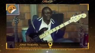IN 6 Jonas Yologanza, Yaoundé | Révérence (Richard Bona) | Creativ Talent - 1st Round